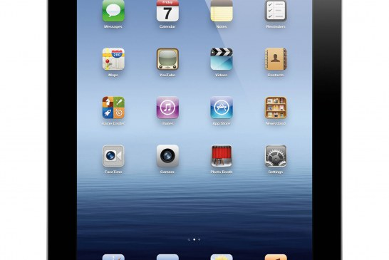 تبلت iPad (3rd Gen) WiFi 4G 64GB